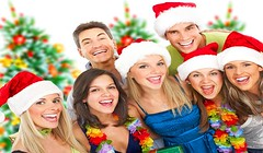 Happy People (MealBnB) Tags: adult background beautiful beauty casual christmasparty company crazy crowd emotional euphoria expression family fashion female fun girl group hands happiness happy holiday isolate isolated joy joyful love lucky man men party people person pleasure portrait pretty smile smiling throng together tree white woman women young