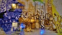 Azulejo - Algarve (A. Pancinha) Tags: azulejo algarve olho arte art