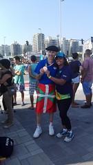 Amador Granados - Domina / Medalla (Gazteaukera) Tags: gotrio2016 rio2016 gazteaukera jokoparalinpikoak juegosparalmpicos paralimpics games rodejaneiro brasil