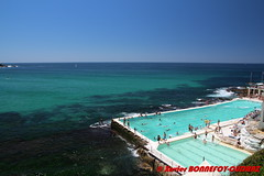 Bondi - Bondi Beach (soyouz) Tags: aus australie bondibeach geo:lat=3389465120 geo:lon=15127416909 geotagged newsouthwales northbondi mer plage piscine bondi australiel