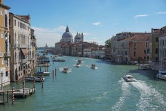 Gran Canal (Txulalai) Tags: venezia venecia venice grancanal italia paisaje landscape arquitectura monumento iglesia church cathedral catedral travel sonyilce6000 sony sonyalpha6000 sonya6000