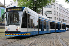 Lijn 10 -> Westergasfabriek (AMSfreak17) Tags: amsfreak17 danny de soet canon 70d gvb gemeentelijk vervoerbedrijf amsterdam amsterdamse tram world of trams ov openbaar vervoer public traffic transport transportation nederland the netherlands dutch railway holland strassenbahn stadsvervoer light rail service 13g 14g siemens combino van limburg stirumplein 2203