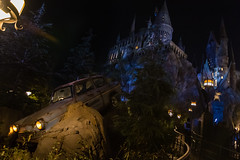 Universal Studios Hollywood (Pyrat Wesly) Tags: pyratwesly universalstudioshollywood canon canon60d california thewizardingworldofharrypotter harrypotter hogwarts tokina1116mm