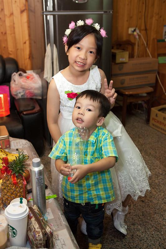 孟峰&梵齡 婚禮紀實-284