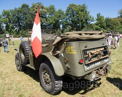 Vintage Military Vehicle (jag9889) Tags: jag9889 birmenstorf cantonaargau car switzerland outdoor 2016 europe 20160813 convoytoremember2016 ag aargau auto automobile ch convoytoremember event exhibition helvetia kantonaargau military militr oldtimer schweiz show suisse suiza suizra svizzera swiss transportation vehicle