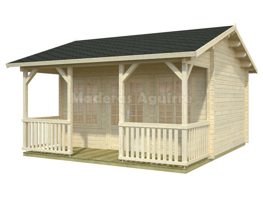 Maderas aguirre localizacion casetas de madera caseta de jardin susanna 15 5 y 6 6 - Maderas aguirre ...