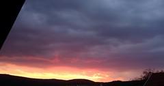 A termszet csodja...napnyugta... gynyr sznek... The wonder of nature... sunset... beautiful colors... #nature #naturephotography #sunset #sun #color #colors (nikolettasimon) Tags: nature color colors sun sunset naturephotography