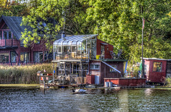 The Pearl (KonHenrik) Tags: d7100 fristaden christiania danmark hdr 2016 woodhouse 55200 thepearl