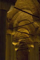 Yerbatan, Istanbul (stridli) Tags: rome roman istanbul archeology romain archologie