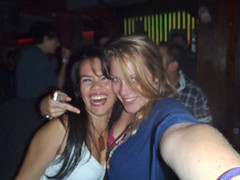 Laughter Is The Best Medicine (The Travelin Chicks) Tags: trip travel girls friends party vacation southamerica smile bar club quito ecuador chelsea culture clubbing partying adventure backpacking blonde chicas chicks traveling brunette amigas peacesign backpacker traveler colombiana traveladventure travelinchucks chelseaosborn travelinchicks
