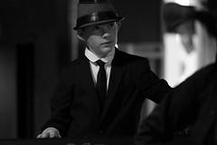 Tyler Bevington Nr. 4 (Chandler Moulton) Tags: keys keyboard richmond concertphotography canalclub unxpected canonef85f18 canon7d bluesinthebottom chandlermoulton tylerbevington