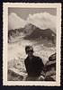 James D. Watson in the Italian Alps, August 1952 (CSHL Archives) Tags: italianalps cshl jamesdwatson
