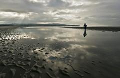 January (-The Wickerman-) Tags: sea beach clouds canon landscape jude 5d wee ayr wickerman 1740mml