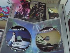 2005年 頭文字D INITIAL D  DVD 陳小春 陳冠希 周杰倫 余文樂 杜文澤 黃秋生 鈴木杏 主演 2