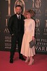 Brendan Courtney and Sonya Lennon at Irish Film and Television Awards 2013 at the Convention Centre Dublin