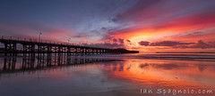Mornings Like These (ianspagnolo) Tags: beach nature clouds marina sunrise canon photography eos pier jetty australia 7d efs 1022mm coffs coffsharbour ianspagnolo