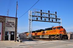 Something Different (The Mastadon) Tags: road railroad chicago train illinois midwest rail railway trains il transportation locomotive railroads chicagoland douchebag flatlander midwestern