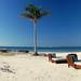 Las Cazuelas beach panorama