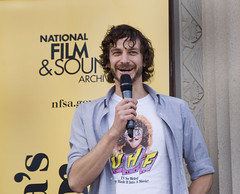 Gotye launching Fractured Heart ((NFSA)) Tags: film archive national sound canberra act gotye nfsa