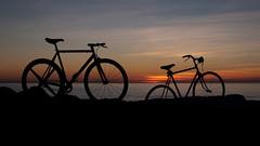 Sunset - Viareggio