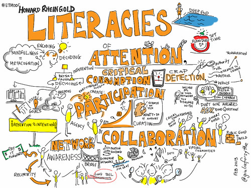 @hrheingold Literacies of Attention, Cra by giulia.forsythe, on Flickr