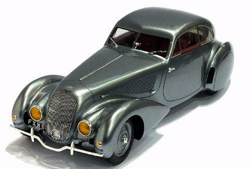 Minichamps Bentley Embiricos 1938
