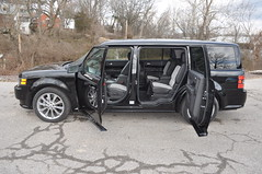 "2012 Ford Flex Rear Suicide Doors • <a style=""font-size:0.8em;"" href=""http://www.flickr.com/photos/85572005@N00/8497414531/"" target=""_blank"">View on Flickr</a>"