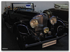 1935 Bentley 3.5 (.Robert.) Tags: auto park classic robert car retro coche ward 35 bentley 2012 1935 clsico cotxe worldcars