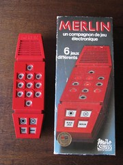 MIRO Merlin Electronic Game (retrocomputers) Tags: videogames vintageelectronics electronicgames