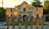 Light in the Window (Jeff Clow) Tags: bravo respect military salute thealamo sanantoniotexas texasindependence top20texas tpslandscape