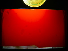 Verlockung (web.werkraum) Tags: red urban berlin rot germany deutschland colorful europa eingang ks farbe association str rotlicht berlinpankow verlockung 2013 wisbyer kstchen dasdasein bildfindung tagesnotiz webwerkraum karinsakrowski flickrnova