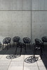 we used to wait (duineser) Tags: concrete grey grigio chairs cemento sedie emptiness beton tadaoando campusvitra