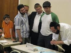 Rabbi Schur Mezuzah class 007