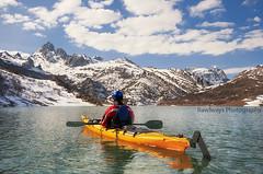 (Rawlways) Tags: snow kayak leon paddler