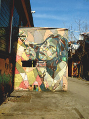 Mosaik 2 (joy-fox) Tags: streetart berlin guessedberlin streetartberlin gwbatineb