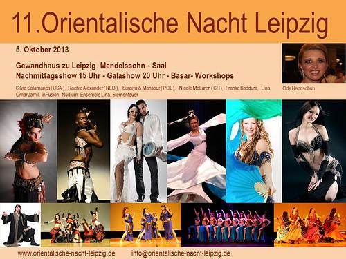 5 October 2013 Leipzig