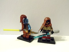 Jediz (-{Peppersalt}-) Tags: starwars lego jedi scifi clonewars peppersalt