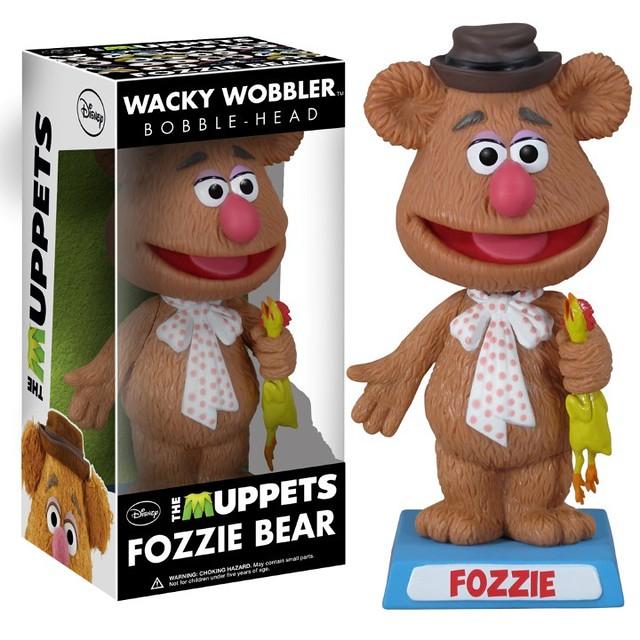 FUNKO WACKY WOBBLER 系列 THE MUPPETS 芝麻街
