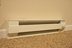 electric heater baseboardheater
