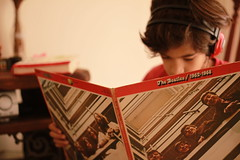 50 anos de Beatlemania! (M.Moraes Fotografia) Tags: music 50mm lp beatles msica vinil thebeatles beatlemania