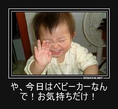 や、今日はベビーカーなんで!お気持ちだけ! #子供 #飲酒運転 (Demochi.Net) Tags: life cute sexy japan fun japanese motivator culture 日本 ペット 猫 demotivator 金 家族 結婚 ゲイ 女 子供 おっぱい 愛犬 政治 社会 巨乳 文化 眼鏡 教育 demotivators 経済 女性 初恋 r18 女子 カップル 子猫 女装 お笑い motivators 会社 少子化 企業 ユーモア 恋 悪い 格差 風刺 一言 デモチ 大喜利