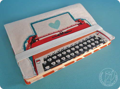 Typewriter Notebook (again!)