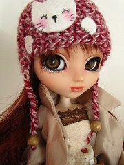 La nueva Alex (Elora!) Tags: alex wig pullip custom obitsu