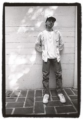 David (Area Bridges) Tags: california blackandwhite david film print pentax scan 80s scanned fullframe eighties 1980s sheridan mesuper orwo roughedge davidsheridan