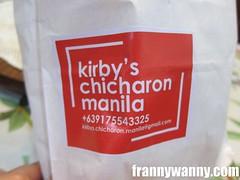 kirby chicharon manila 1 (frannywanny) Tags: snacktime manila cebu delivery chicharon porkrind carcar kirbyschicharonmanila