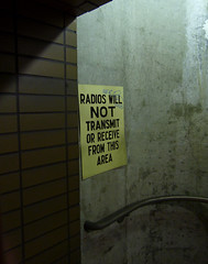 Maintain Radio Silence (Johnny Grim) Tags: sign radio receive foundinsf transmit gwsf