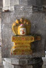 A Shivalinga (VinayakH) Tags: halasurusomeshwaratemple bangalore india ulsoor chola vijayanagaraempire kempegowda hindu shiva temple hinduism