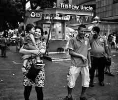Trishaw Uncle (-Faisal Aljunied-) Tags: faisalaljunied streetphotography ricohgr trishawuncle singapore bwstreet bugisstreet streetlife