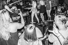 L1024697 (Lee Gillen) Tags: dancing gawkers girls ishottheshooter petespianobar pianobar shakingtheirbutts straightphotography streetphotography