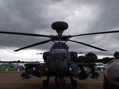 DSCF2411 (routemaster2217) Tags: riat2016 royalinternationalairtattoo riat raffairford aircraft airshow airbase airdisplay helicopter helo westlandwah64dlongbowapache britisharmy armyaircorps aviation
